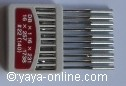 Needle for Industrial Sewing machine DBX1 16x231/257 1738  #22 (140)  Industrienähnadeln DBX1 16x231/257 1738  #22 (140)